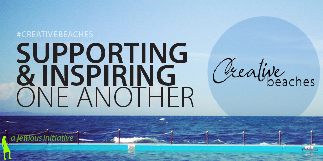 Creative Beaches: supporting & inspiring