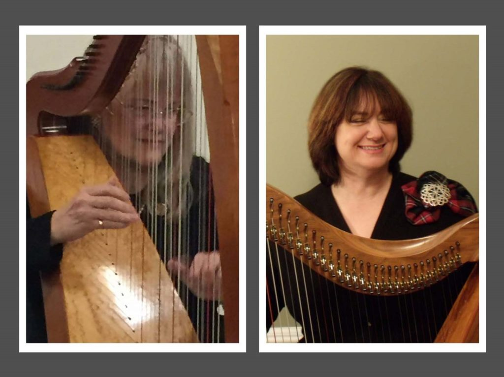 Harp Quest with Kris and Jen