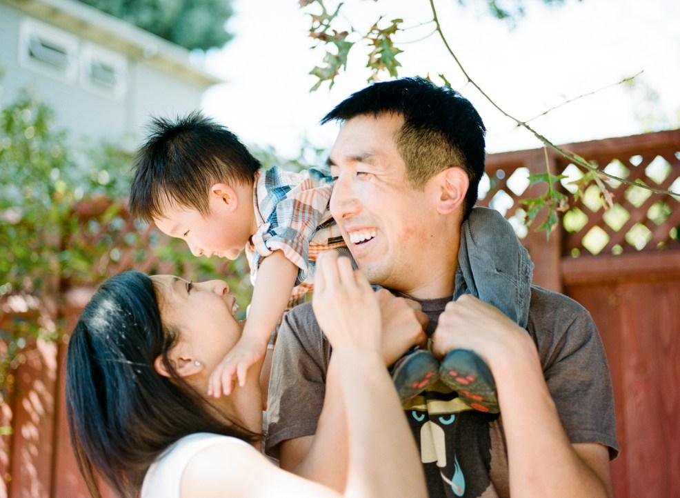 family photograph bay area