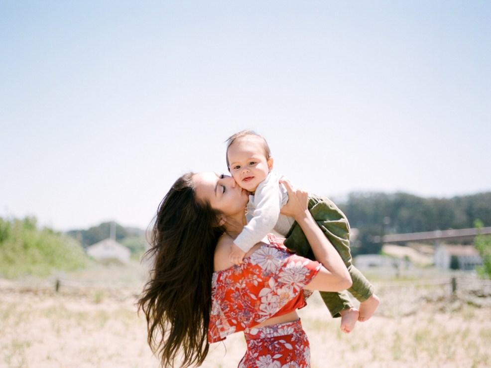 family photoshoot Crissy Field