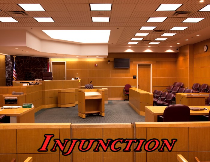 Orlando Injunction Lawyer