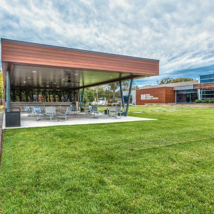 Pavilion at ORNL
