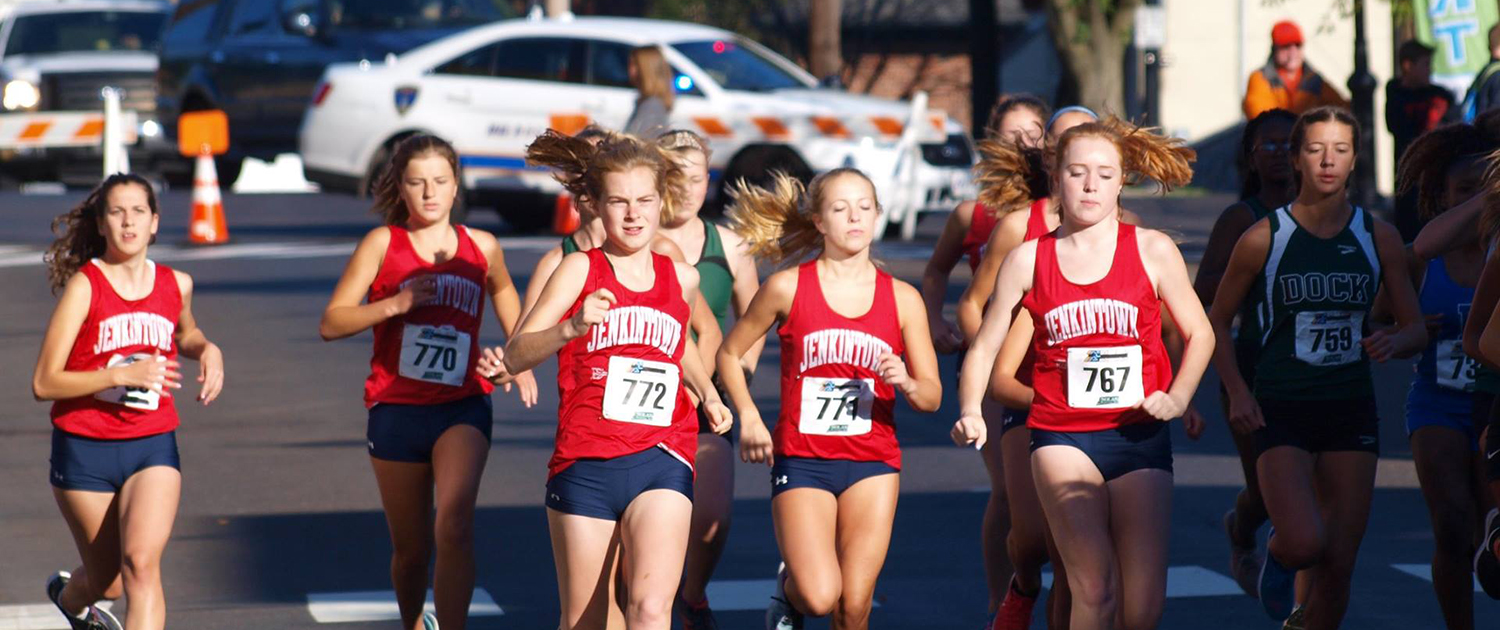 Girls' XC Runners