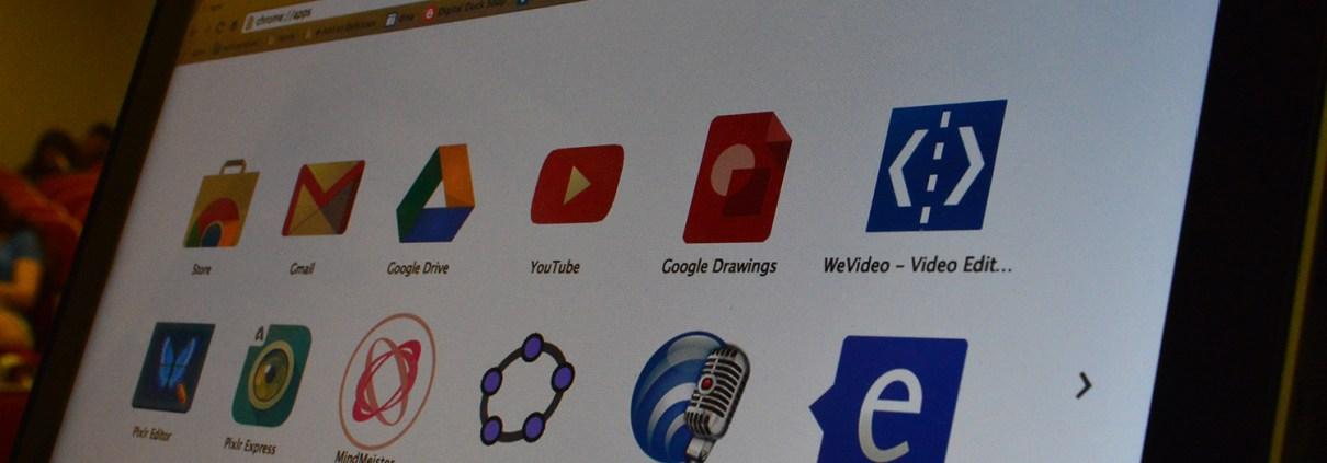 Chromebook Screen