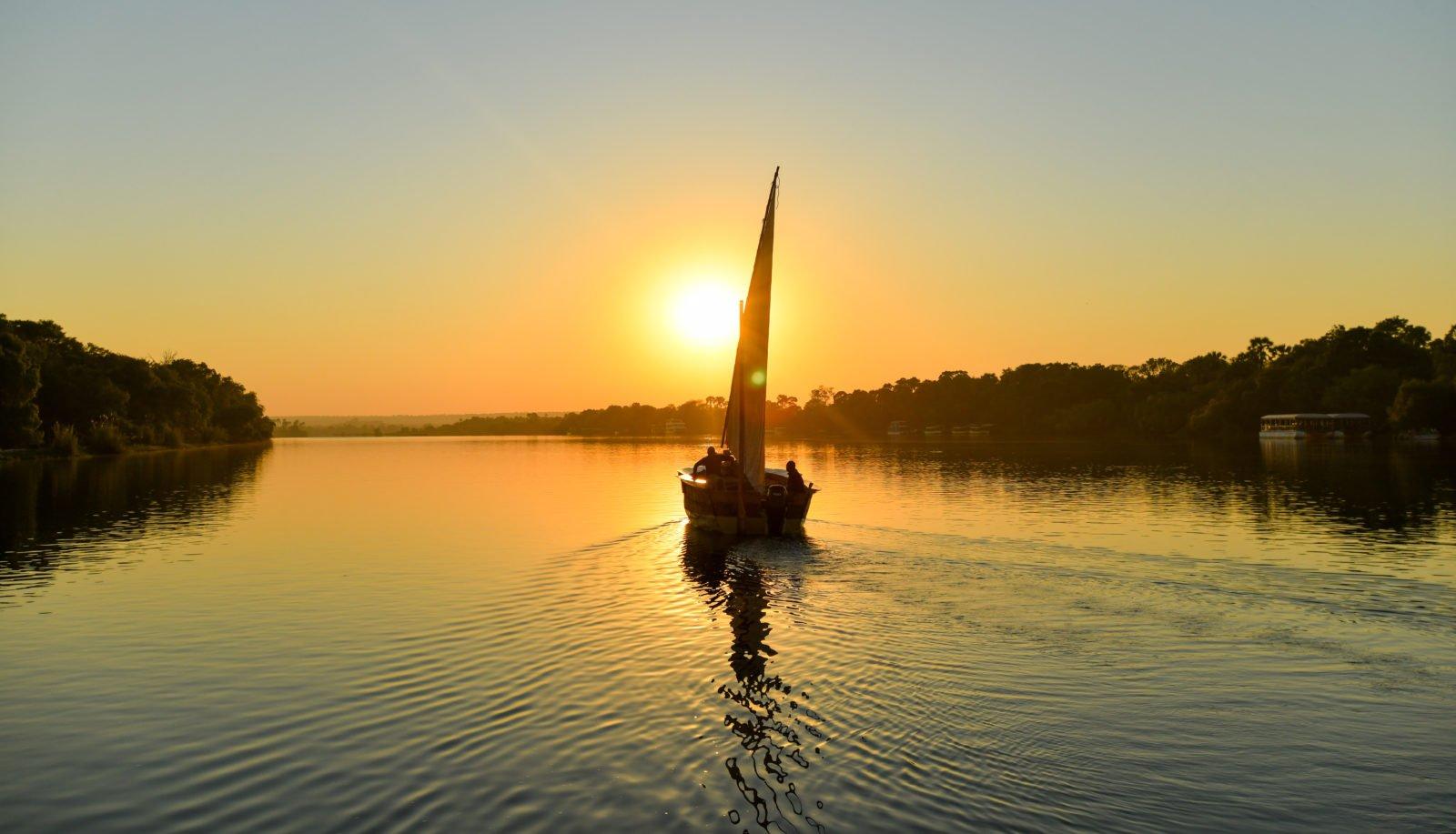 New Experience in Victoria Falls: Zambezi Truth Dhows on the Zambezi 2
