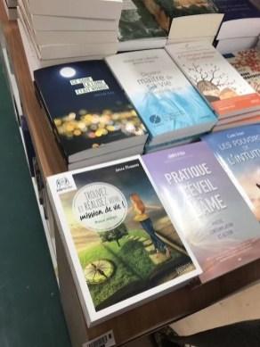 """Le livre """"Trouvez et réalisez votre mission de vie"""" à la FNAC"""