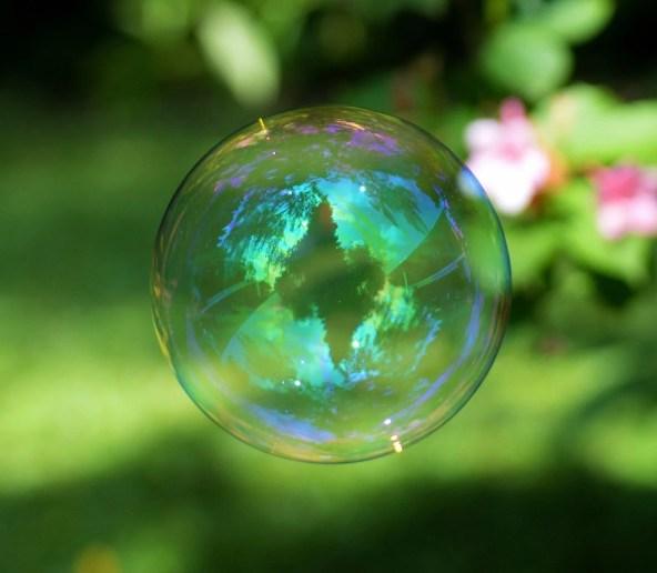 bulle de protection