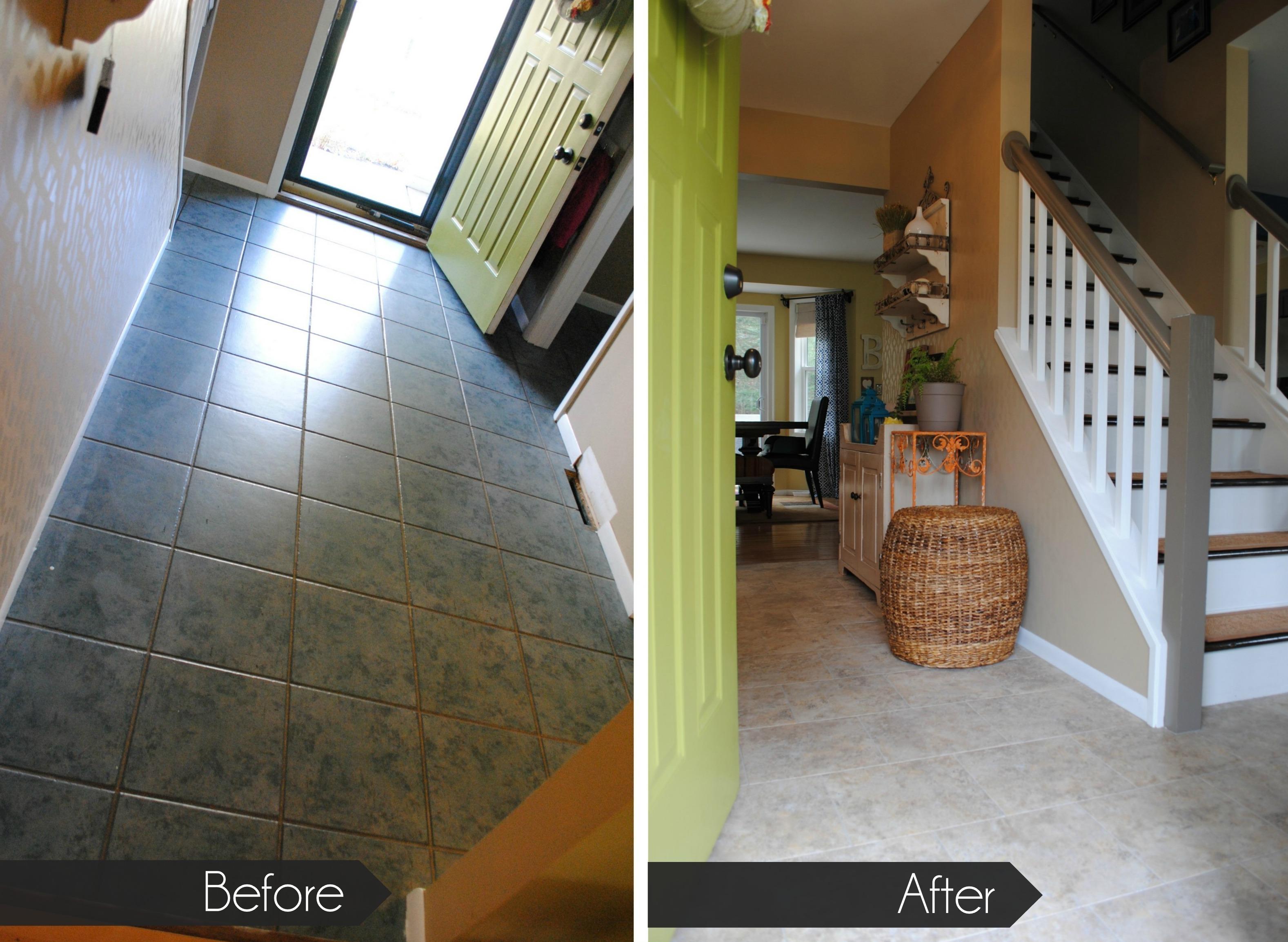 groutable luxury vinyl tile floor an update jenna burger design llc