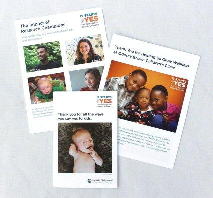Seattle Children's reports