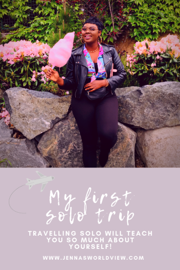 my first solo trip pinterest board