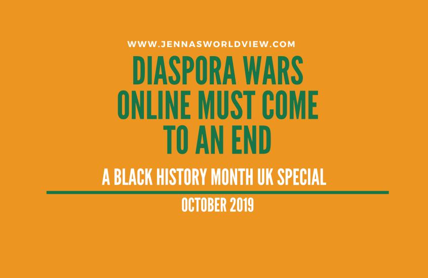 Diaspora wars online