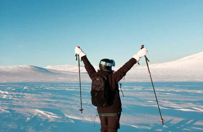 3 Top Tips for First Time Skiers