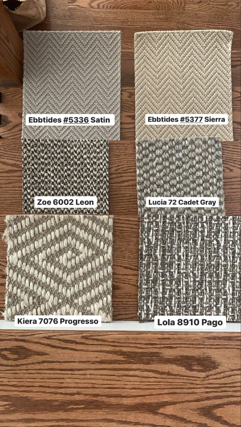 chicago home stair runner reveal