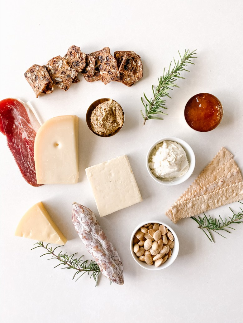 perfect pinterestworthy cheese board and charcuterie