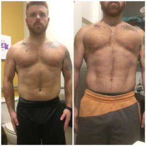 Male 80 day obsession progress