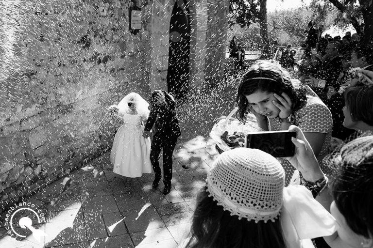 Fotografía documental de boda