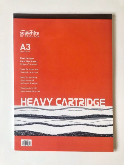 A3 Heavyweight Cartridge Paper