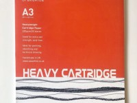 A3 Heavyweight Cartridge Paper