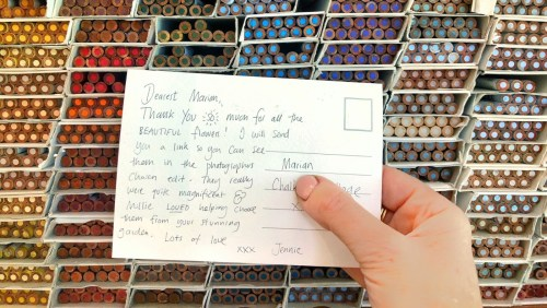Postcard Pad Lifestyle Image