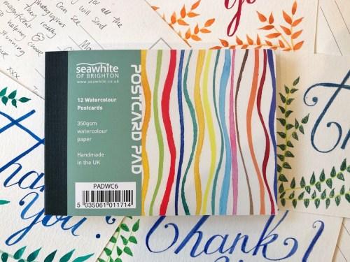 Postcard Pad Product Image
