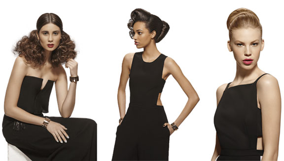 Pivot Point Salonability Long Hair Campaign