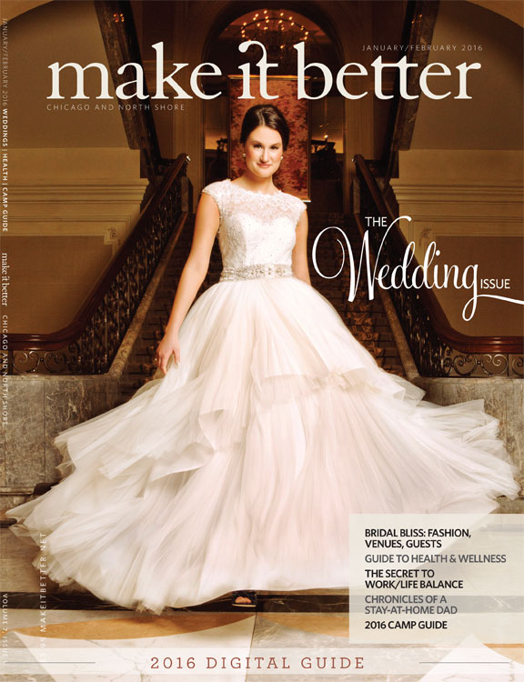 Make It Better Wedding Issue