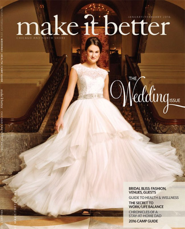Make It Better The Wedding Issue Cover