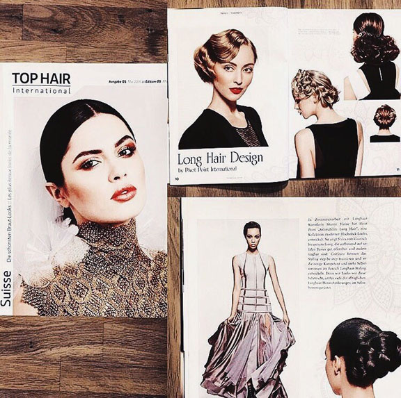 top hair international magazine