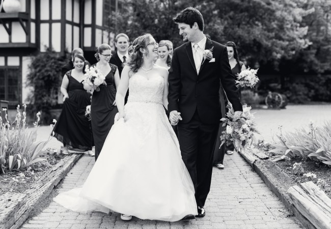 Lindsey & Rob | Metro Detroit Wedding Photographer