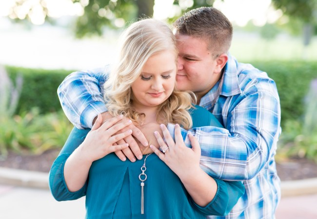 Belle Isle Engagement Session | Stephanie & Josh