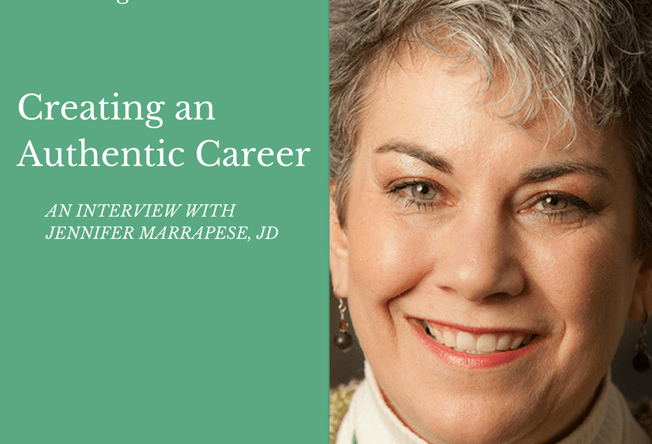 Creating Authenticity In Your Career