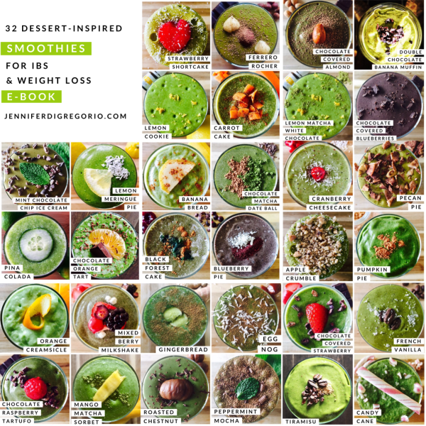 Smoothies for IBS and weight loss