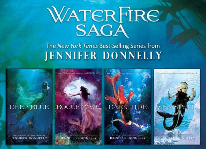 Waterfire Saga Giveaway on Instagram!