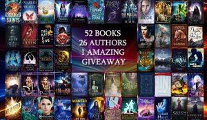 52 Book Giveaway #52YABlitz2017