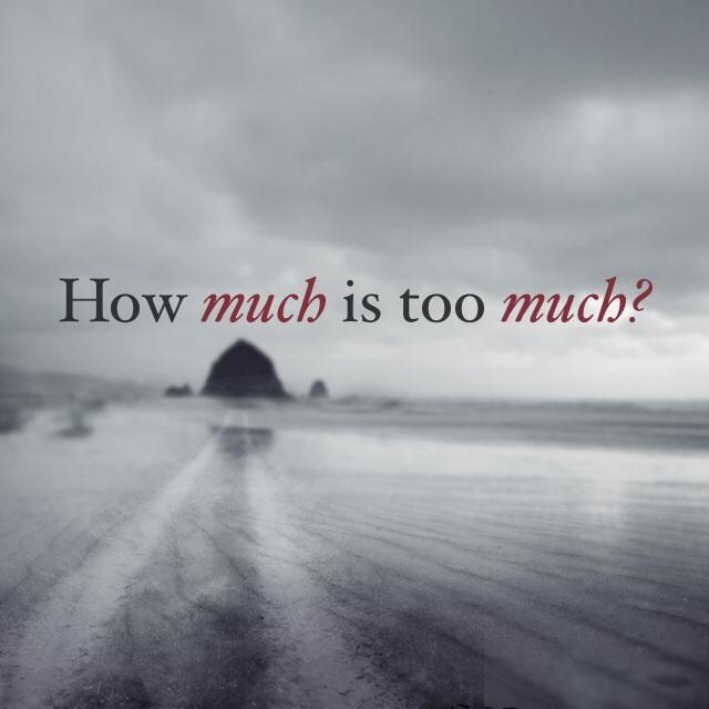 Is it ok to be a spiritual mooch?
