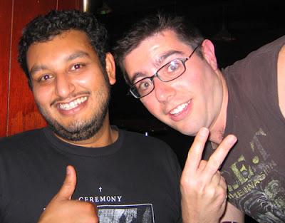 josh marcus, comedian, and Jabran