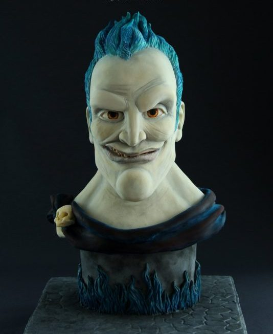 2017 – Disney Deviant Collaboration – Hades