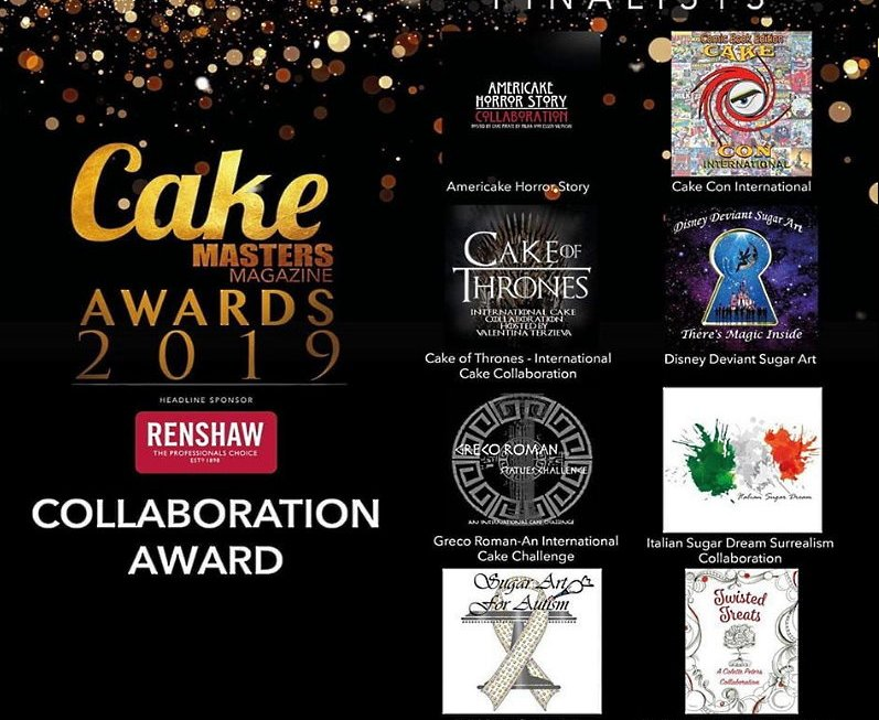 2 Finalisten – Collaboration Award