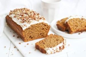 Gezonde Pompoen Cake