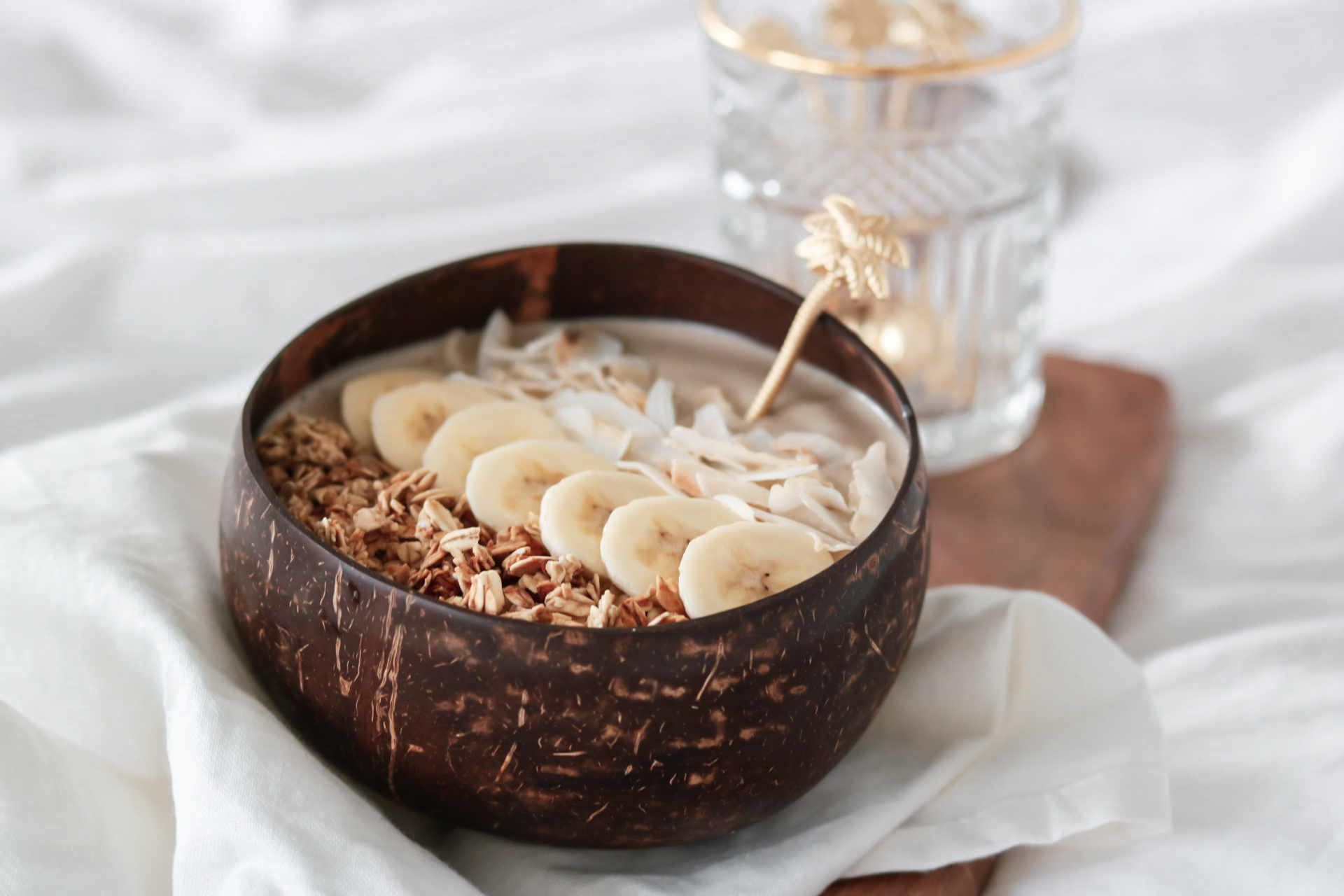PEAUNUTBUTTER SMOOTHIE-BOWL