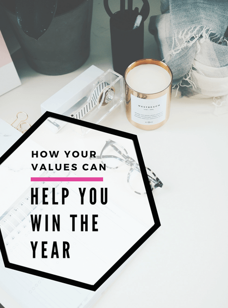 How your values can help you win the year