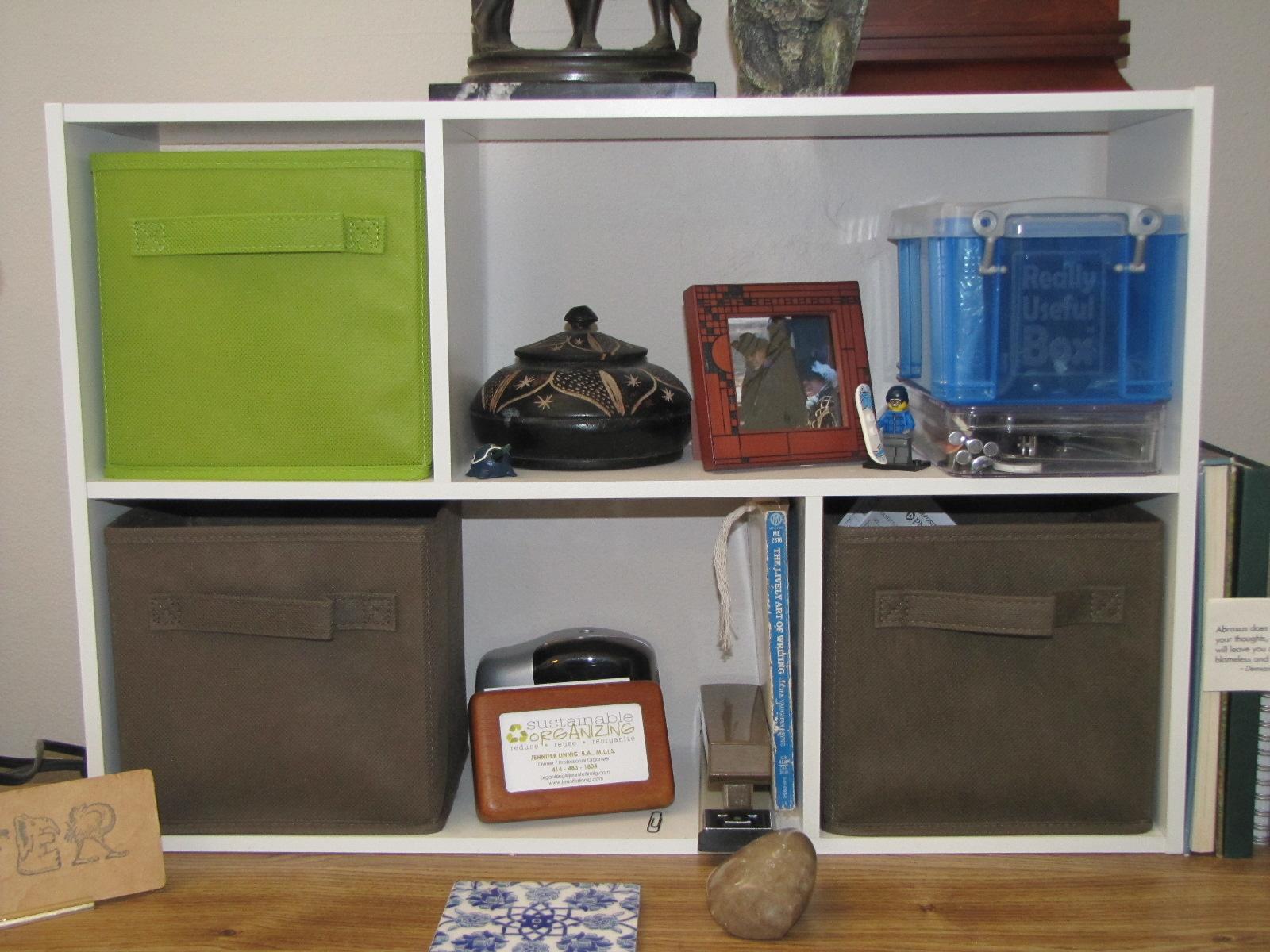 ClosetMaid Off Set Mini Cubeical