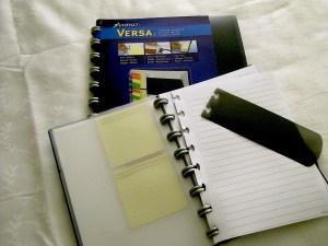 Versa Crossover Notebook
