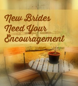 encourage new brides