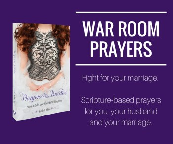 prayers for your war room