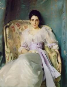 Lady Agnew of Lochnaw, 1892-93, John Singer Sargent