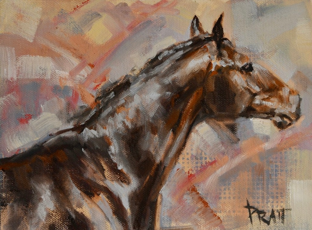 equine-art-horse-painting