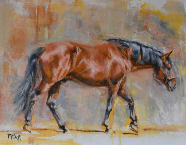 equine art, Jennifer Pratt