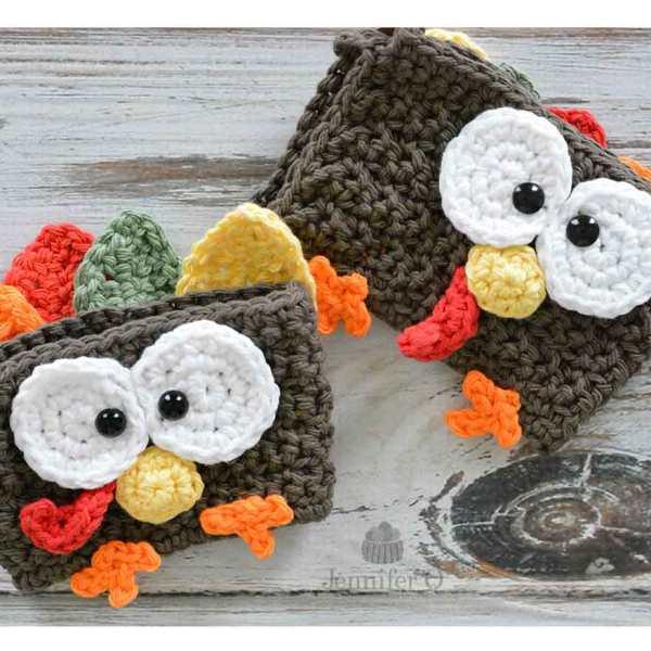Happy Turkey Cozies