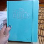 """My Creative Bible KJV"" Aqua Bought From Bookdepository.com Review"
